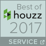 Best of houzz Award 2017 - Service